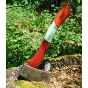 Custom Painted Hatchet Handle