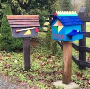 Barn Banners Custom Mail Boxes