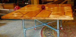 Custom Wooden Table Top
