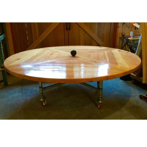 Custom Round Table