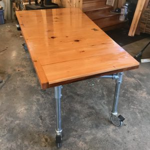 custom table for a restaurant