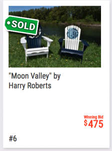 """Moon Valley"" Chairs 