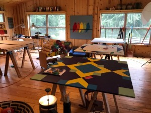 Barn Art - Art Studio